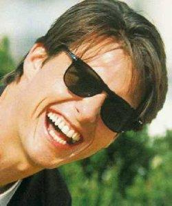 Tom Cruise says the joke is on you, Hollywood