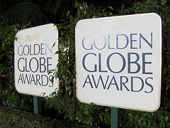 golden globes awards signs