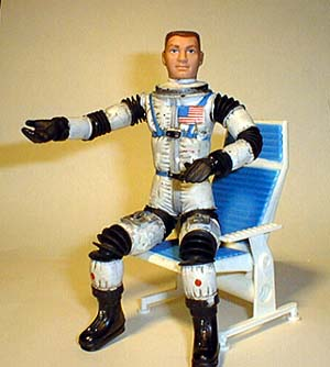 More Mattel Madness: Major Matt Mason | Involuntary Fury